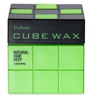 Воск для укладки волос Confume Cube