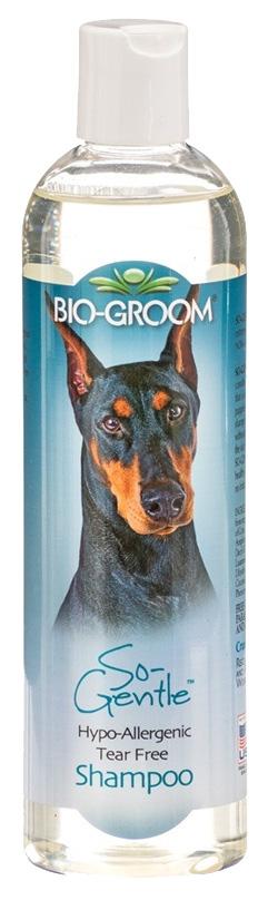 Шампунь для кошек и собак Bio-Groom So-Gentle гипоаллергенный без слез, 355 мл