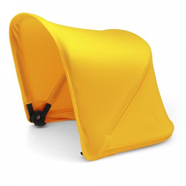 Купить Капюшон защитный BUGABOO Fox Cameleon3 sunrise yellow, Капюшоны на коляску