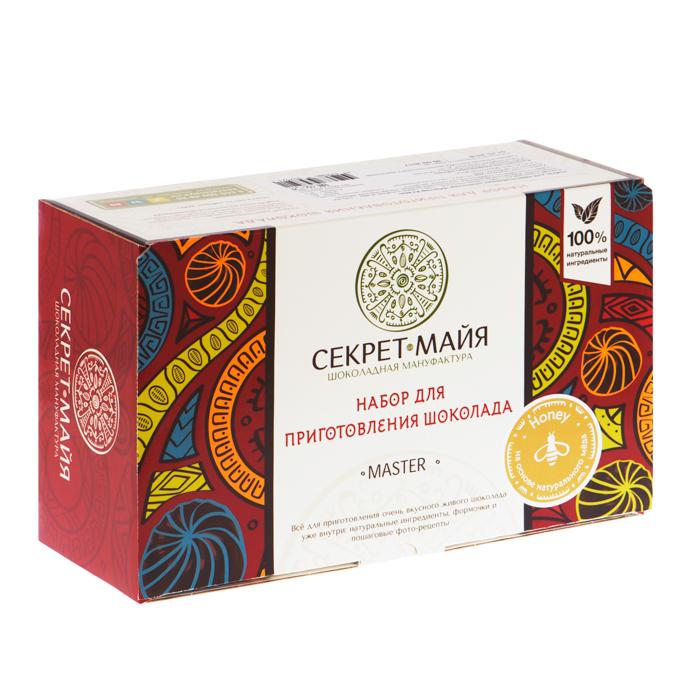 Набор для приготовления шоколада Секрет Майя мастер хани фото