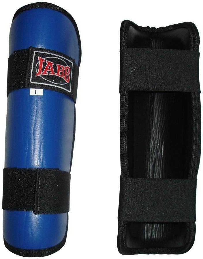Защита голени Jabb JE-2148 синяя L