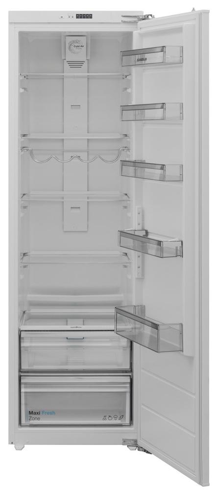 Встраиваемый холодильник Scandilux RBI 524 EZ White