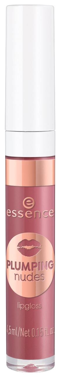 Купить Блеск для губ essence Plumping Nudes Lipgloss 06 big bang 4, 5 мл
