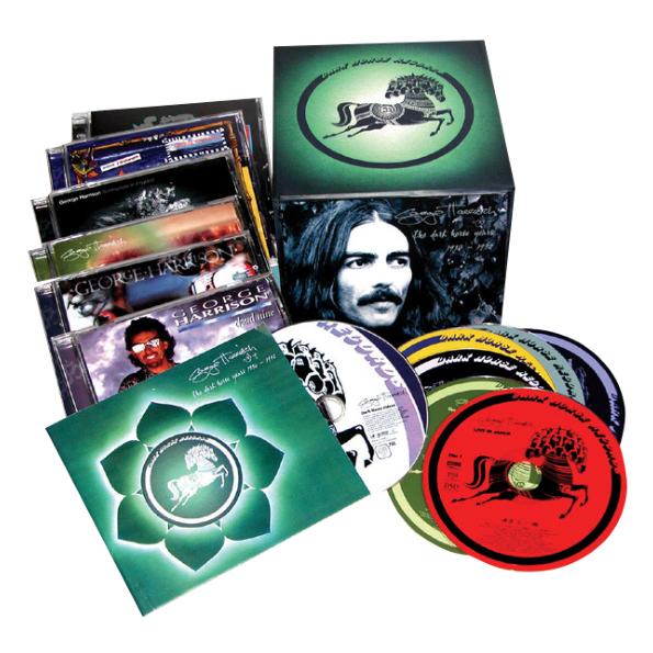 George Harrison The Dark Horse Years 1976 - 1992 (5CD+2SACD+DVD) по цене 10 990