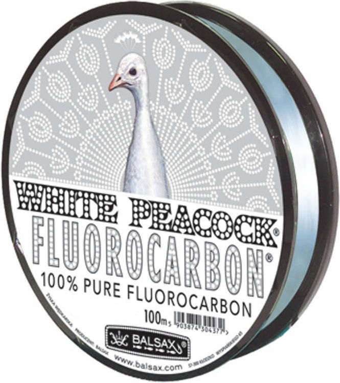 BALSAX WHITE PEACOCK FLUOROCARBON