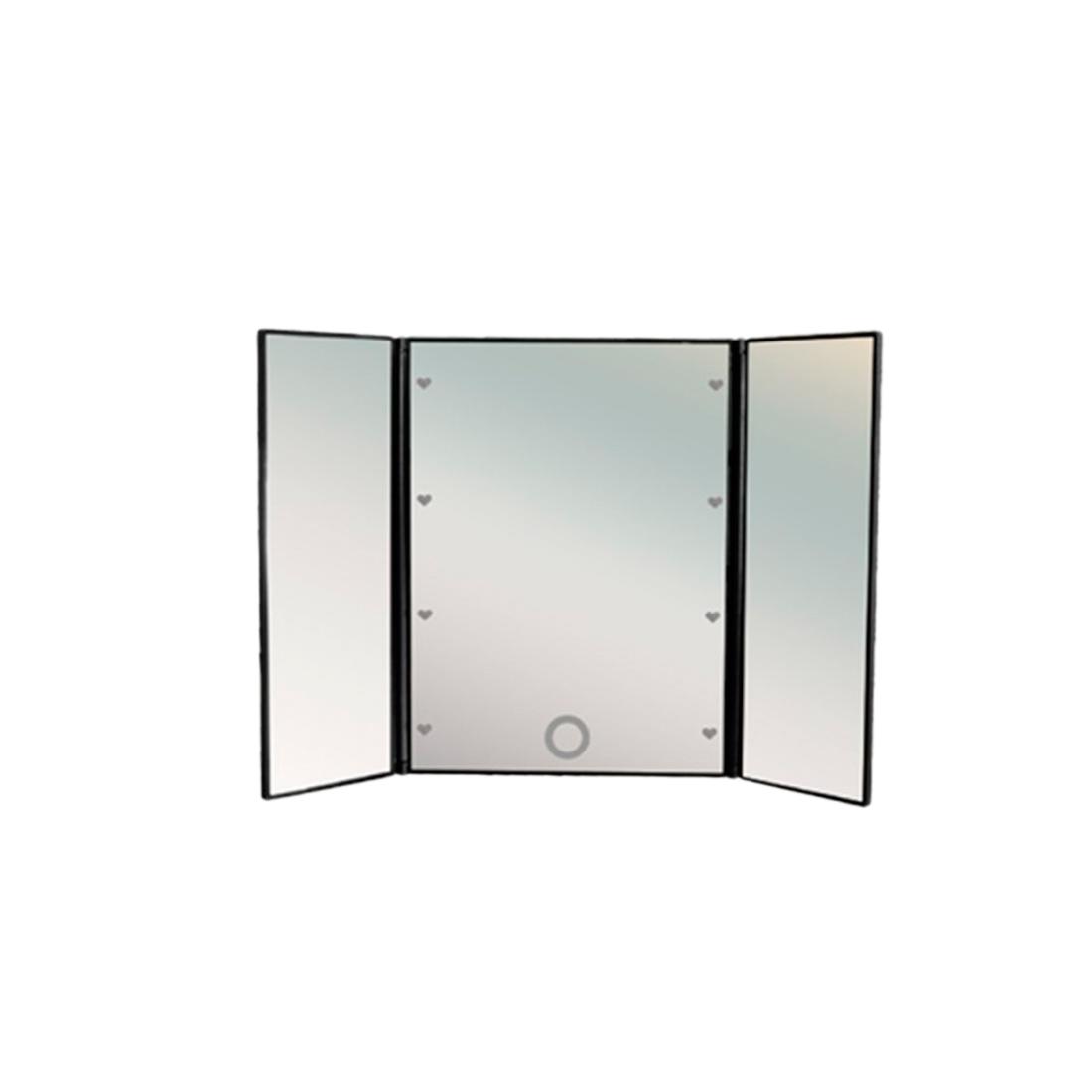 Косметическое зеркало GESS GESS-805p 16.5 см фото