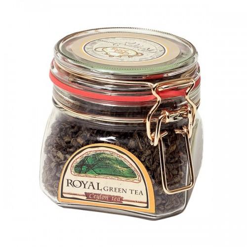 Чай весовой зеленый Ти Тэнг royal tea в стекле 150 г