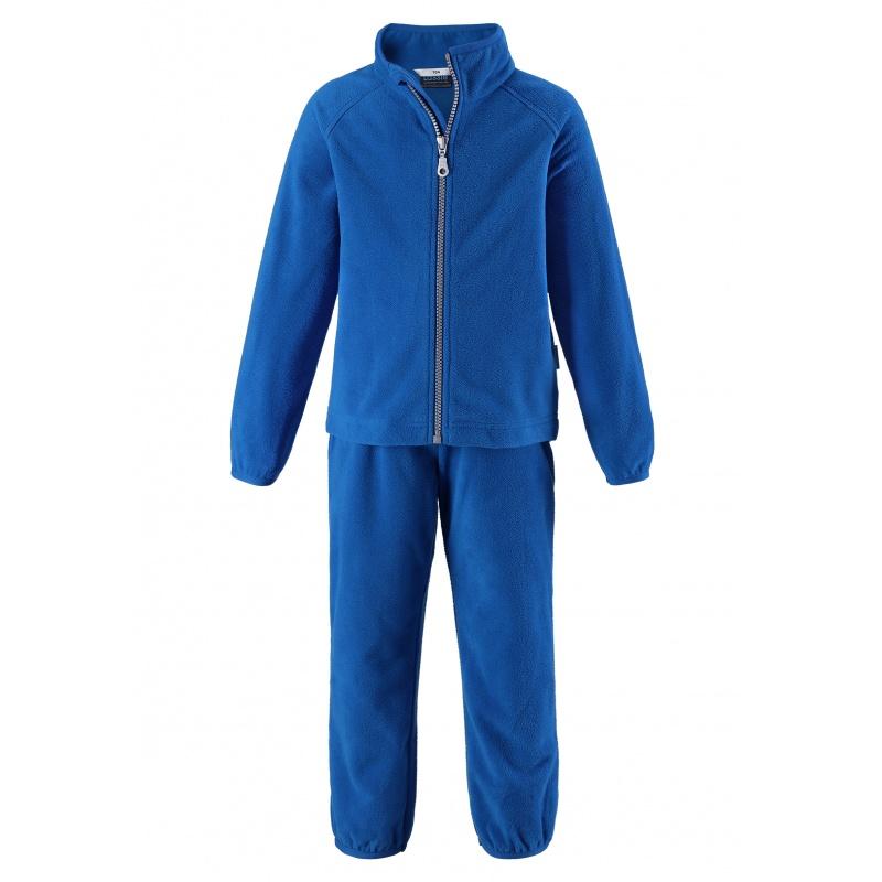 Комплект флисовой одежды LASSIE by REIMA Синий