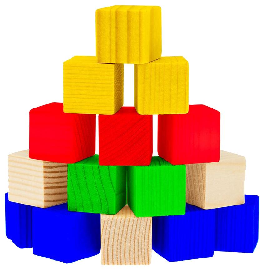 Картинка башни из кубиков