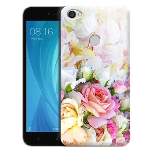 Чехол Gosso Cases для Xiaomi Redmi Note 5A Prime «Нежные розы»