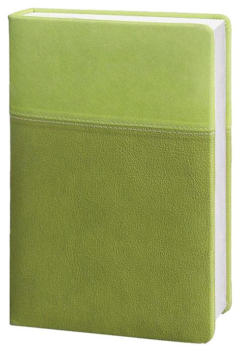 Ежедневник InFolio Patchwork А5 160 Зеленый