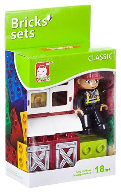 Купить Конструктор Bricks Sets с фигуркой, Shantou Gepai,