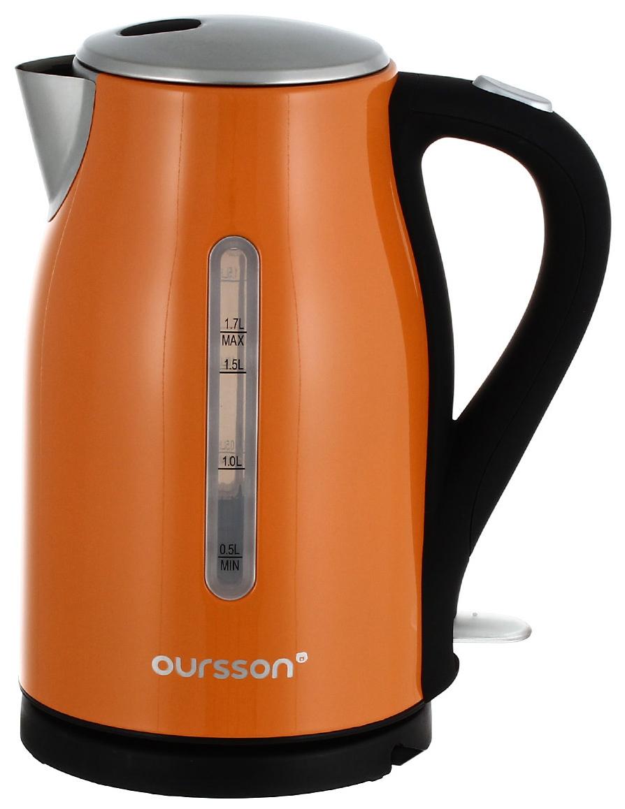 Чайник электрический Oursson EK1760M/OR Orange