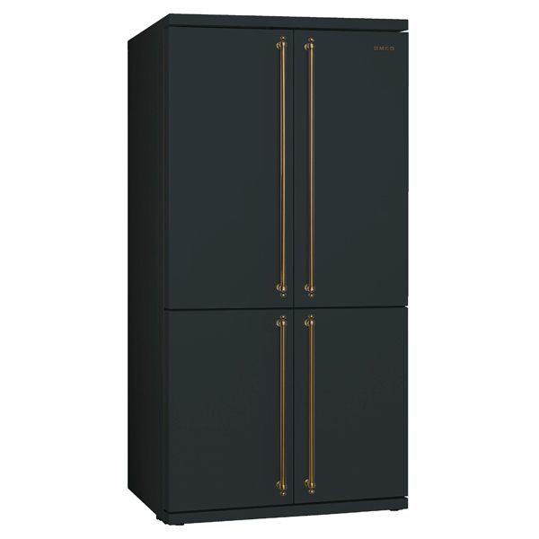 Холодильник Smeg FQ60CAO Black фото