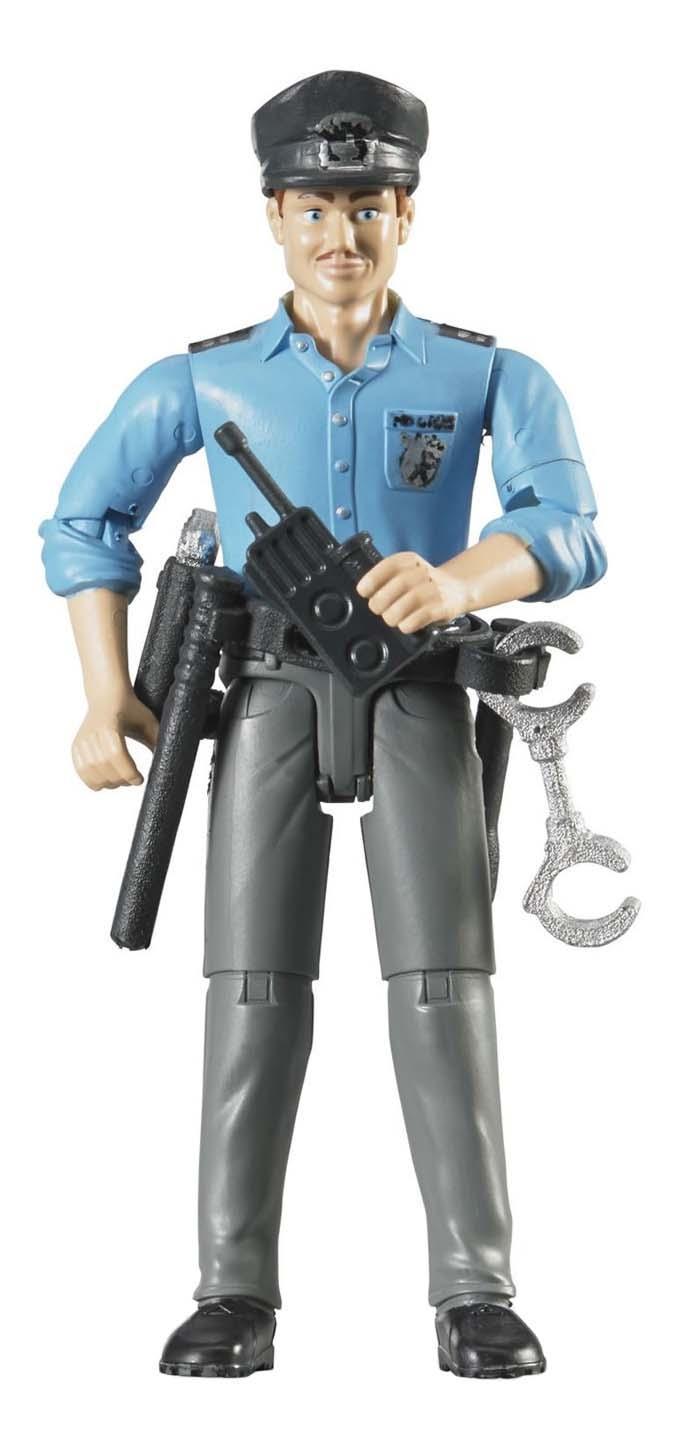 Купить Полицейский, Фигурка полицейского bruder с аксессуарами, Игровые наборы