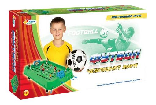 Купить Настольная игра играем вместе Футбол 0702 EV3068 в РУСС. КОР. 54*29 см, Играем Вместе,