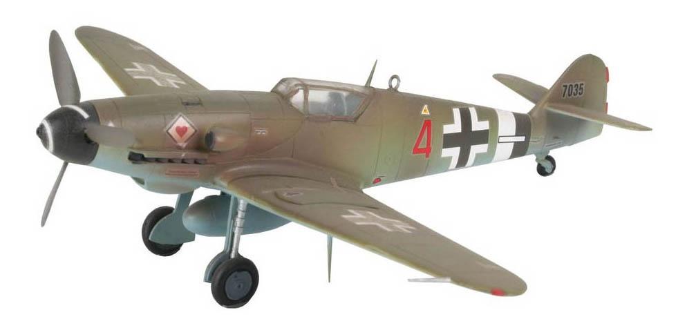 Купить Набор «самолет messerschmitt bf-109», Revell, Модели для сборки