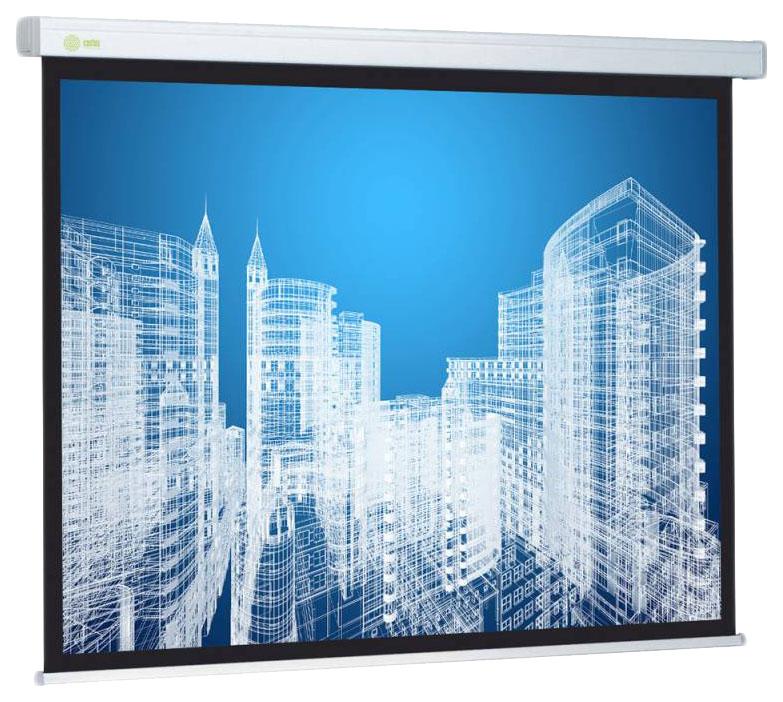 Экран для видеопроектора Cactus Wallscreen CS-PSW-187x332 Белый фото