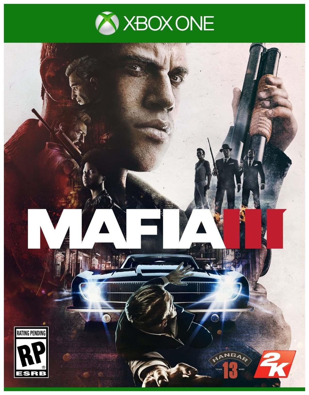 Игра Mafia III для Xbox One 2K
