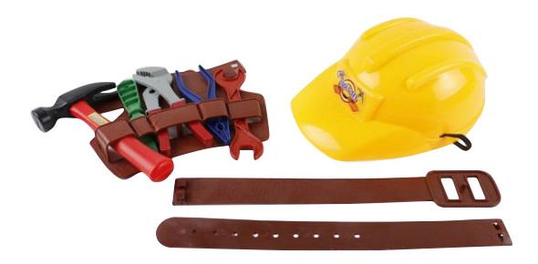 Набор игрушечных инструментов Shantou Строительные инструменты на поясе фото