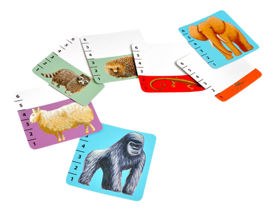 Купить Семейная настольная игра настольная игра Djeco Волшебные Картинки, Семейные настольные игры