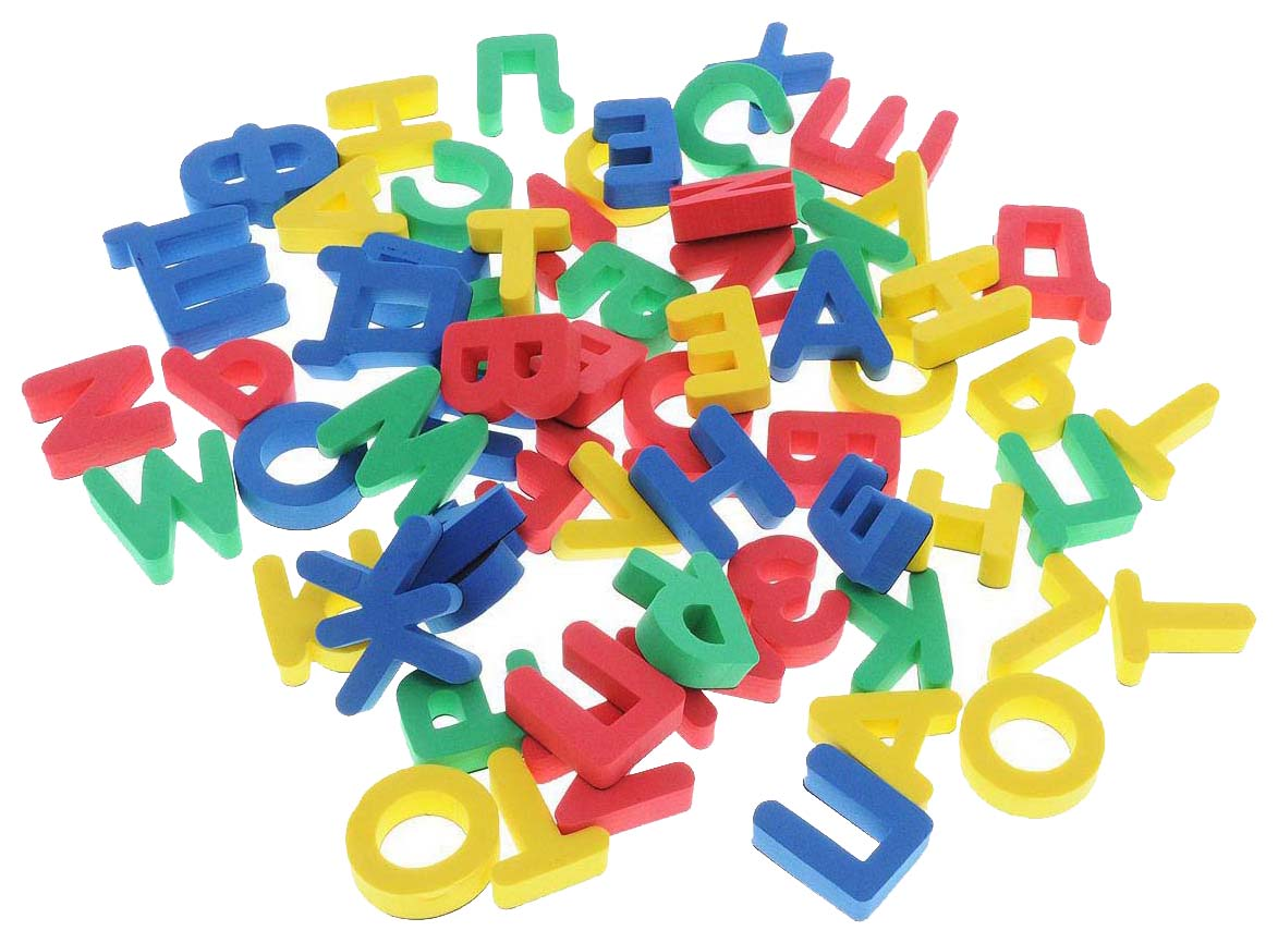 Дидактические игры Бомик Русский алфавит на магнитной основе 208  - купить со скидкой