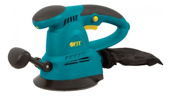 Сетевая эксцентриковая шлифовальная машина FIT OS-430 80586
