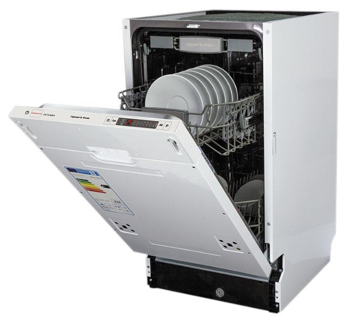 Встраиваемая посудомоечная машина Zigmund & Shtain DW 129.4509 X фото