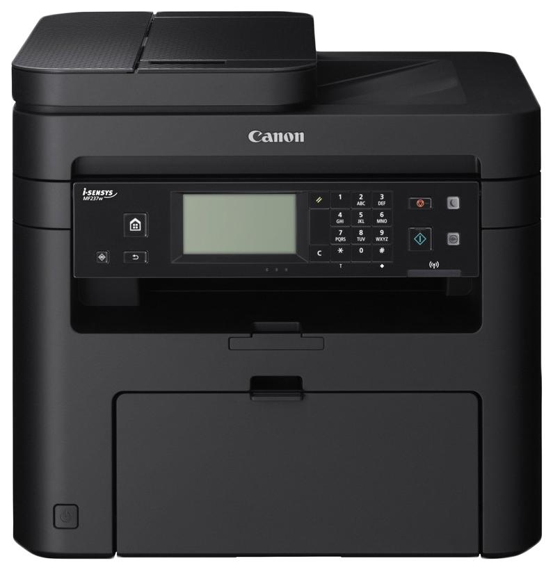 Лазерное МФУ Canon i-SENSYS MF237w Черный