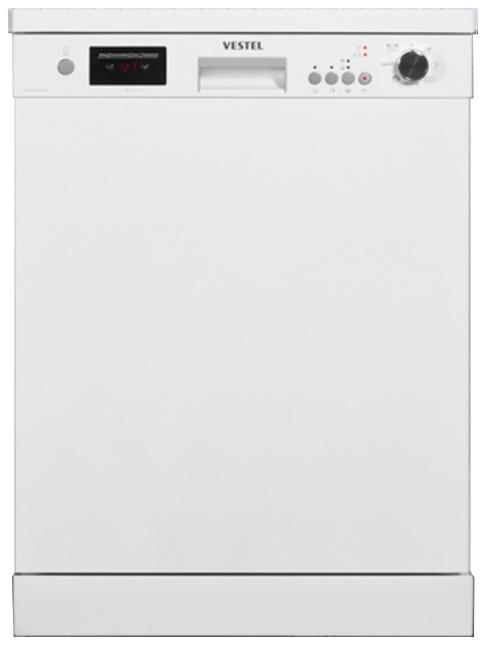 Посудомоечная машина 60 см Vestel VDWTC 6041W