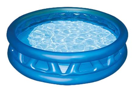 Купить Бассейн надувной Intex Летающая тарелка, Детские бассейны