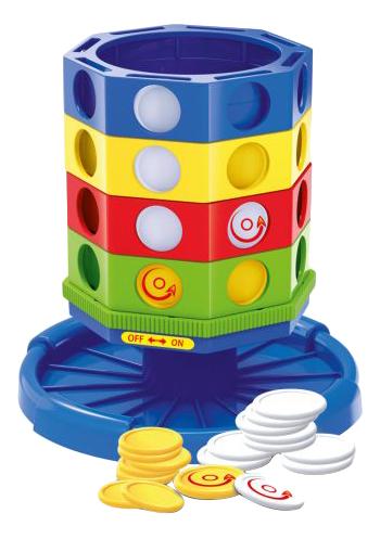 Купить Семейная настольная игра Академия Развивающих игр Круть - башня, АКАДЕМИЯ РАЗВИВАЮЩИХ ИГР,