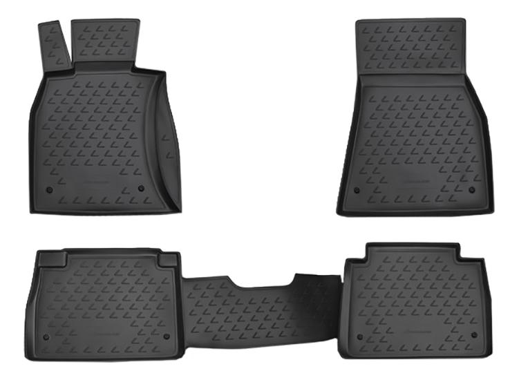 Комплект ковриков в салон автомобиля Autofamily для Lexus (NLC.29.11.210k)