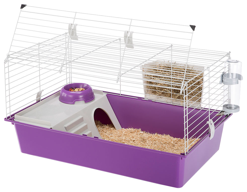 Клетка для мышей, хомяков, крыс Ferplast 42х48х77см