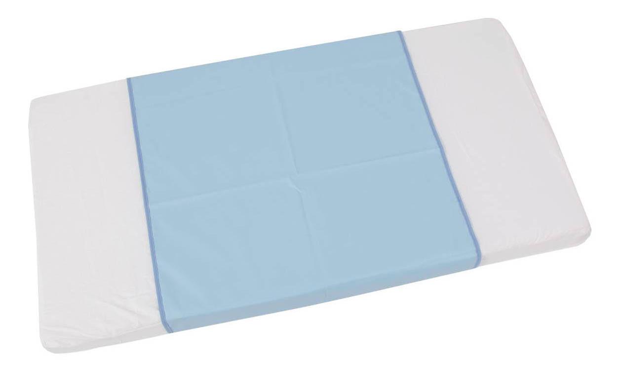 Пеленки для детей Фея 68x100 см голубая