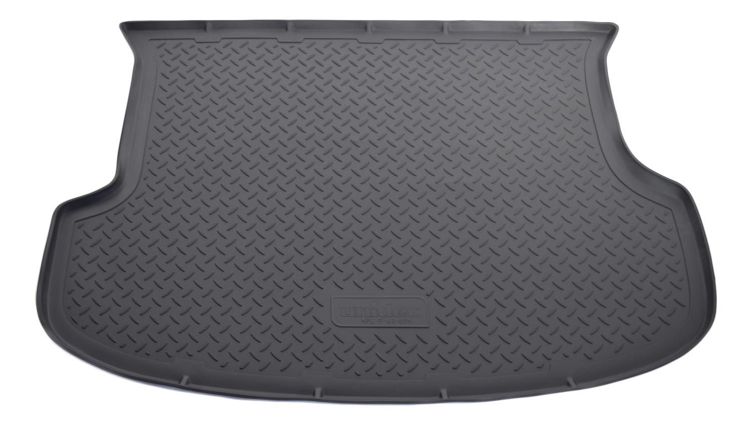 Коврик в багажник автомобиля для KIA Norplast (NPL-P-43-65N)