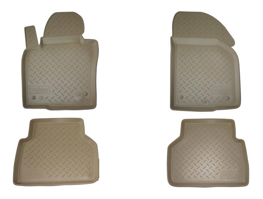 Комплект ковриков Norplast для Infiniti (NPL-Po-33-60Beige)