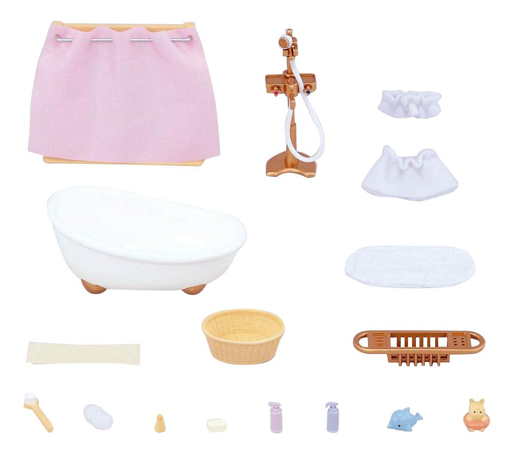 Купить Игровой набор Sylvanian Families Ванная комната мини, Игровые наборы