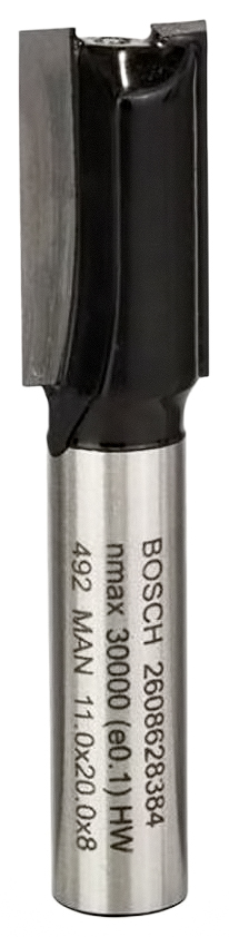 Фреза пазовая Bosch 8x11x51 2608628384