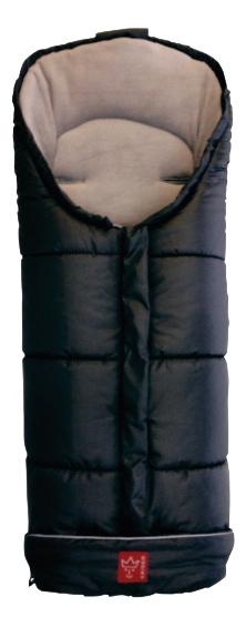 Купить Iglu Thermo Fleece black light gray, Конверт-мешок Kaiser 65708225, Конверты в коляску