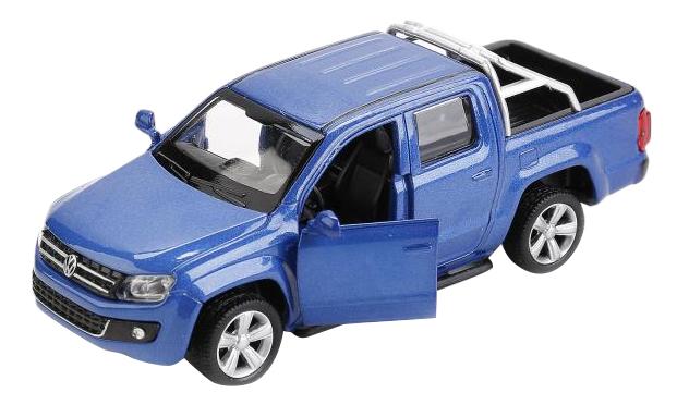 Внедорожник Технопарк Volkswagen Amarok 1:43 фото