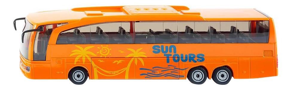 Модель автобуса Mercedes Benz Travego 1:50 Siku 3738, Городской транспорт  - купить со скидкой