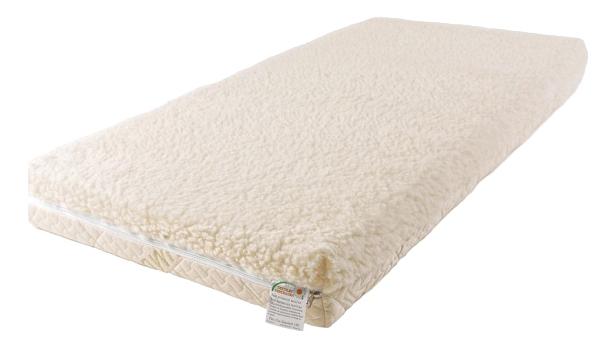 Купить Матрас детский BabySleep BioLatex Cotton 65x125, Детские матрасы