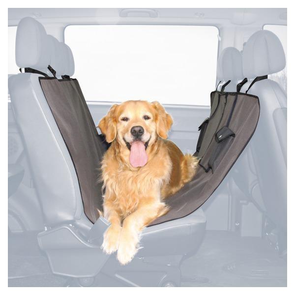 Автомобильная подстилка для собак TRIXIE 145x140x серый,
