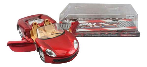 Машинка инерционная Championship Shenzhen Toys В79416
