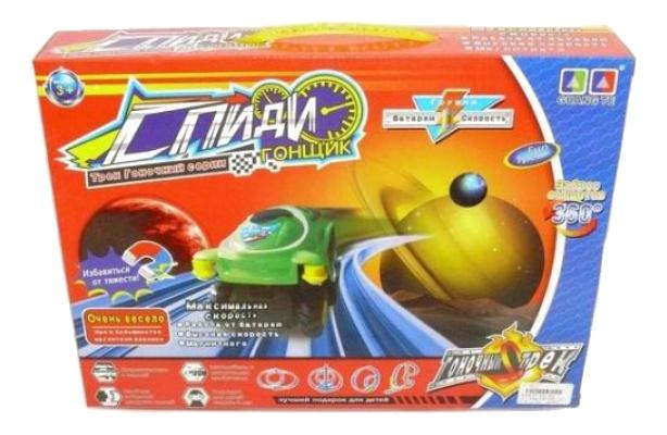 Купить Гоночный трек спиди гонщик М36770, Гоночный трек Спиди-гонщик Shenzhen Toys М36770, Детские автотреки