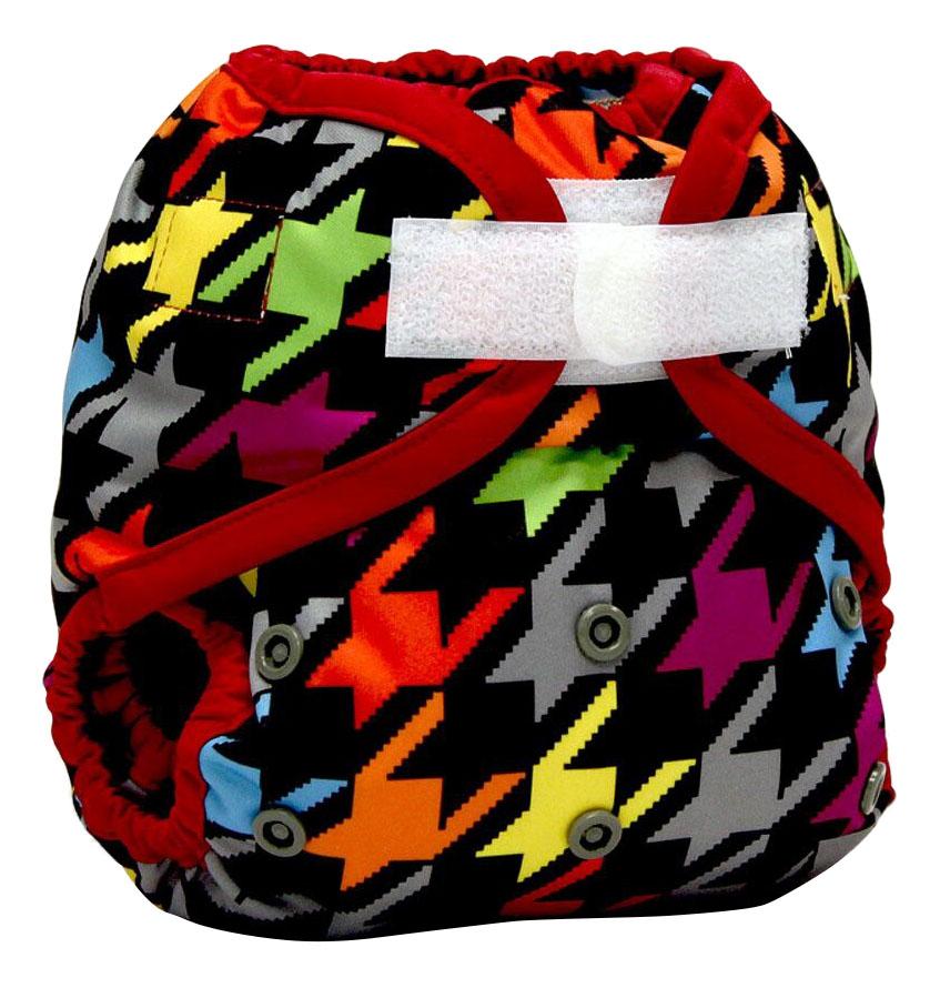 Трусики многоразовые 3-16 кг, One Size Aplix Cover Invader Kanga Care