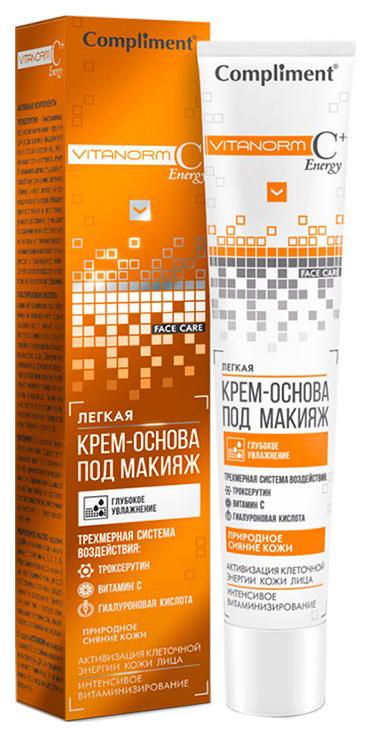 Основа для макияжа Compliment Vitanorm 50 мл