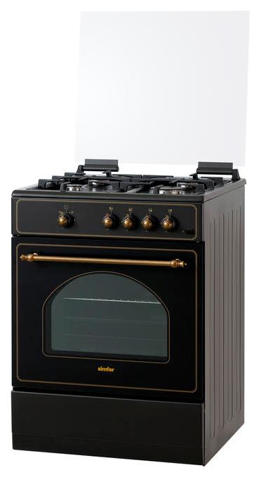 Газовая плита Simfer F66GL42017