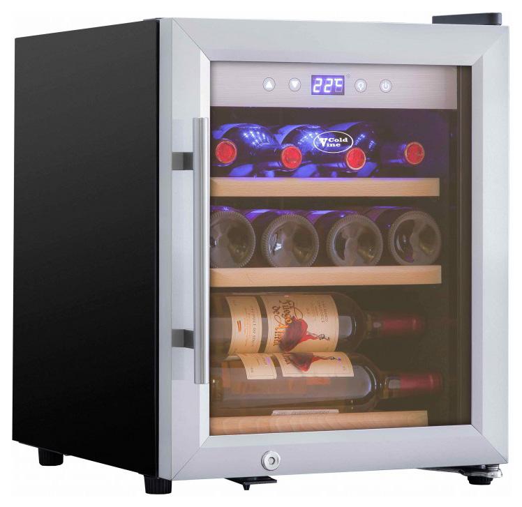Винный шкаф Cold Vine C12 KSF1
